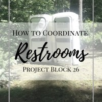 How to Coordinate Wedding Day Restrooms | Project Block 26