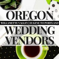 Dream Team Wedding Vendors | Oregon
