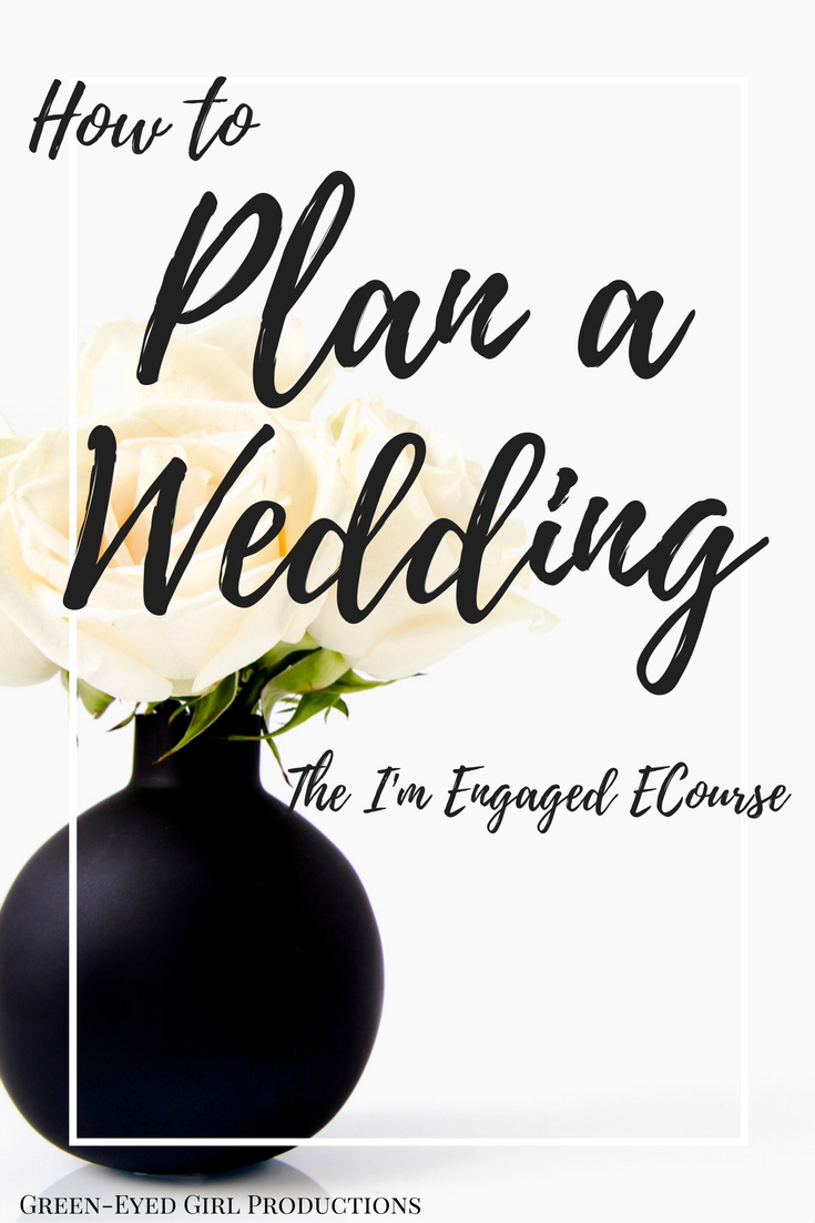 How to Start Planning Your Wedding | with The I'm Engaged ECourse