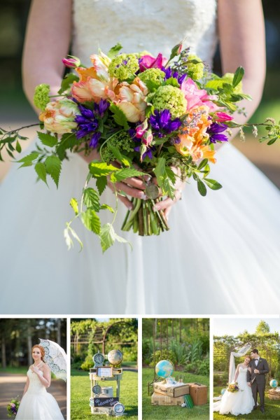 The Adventure Begins Wedding Theme. Blue & Copper Wedding. Vintage Suitcases & Globes. The Oregon Garden. Vintage Globes and Rustic Crates. Vintage Wedding Theme. Welcome Table. Wedding Clocks. Clock Signs. Wedding Signs. Adventure Sign. Metal Wedding Details. Tan Globes. Vintage Suitcases. Trendy. Travel Wedding Theme. Destination Wedding. Adventure Wedding Theme. Blue Wedding. Bouquet Charms. Unique Bouquet Ideas