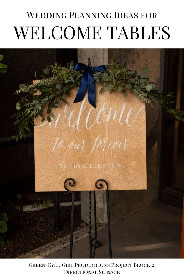 Wedding Welcome Sign Swag. Navy Wedding Ideas. . Your Wedding Welcome Entrance is the first thing guests see when they arrive on your big day. In this post I'm covering Wedding Welcome Sign Ideas, Fun Ceremony Props to give to guests and more Wedding Welcome Entrance Decor.