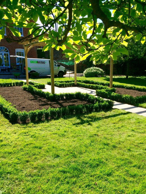 garden landscaping services based