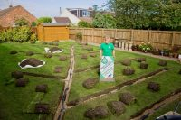 Garden Drainage & Flood defence Stockton, Middlesbrough