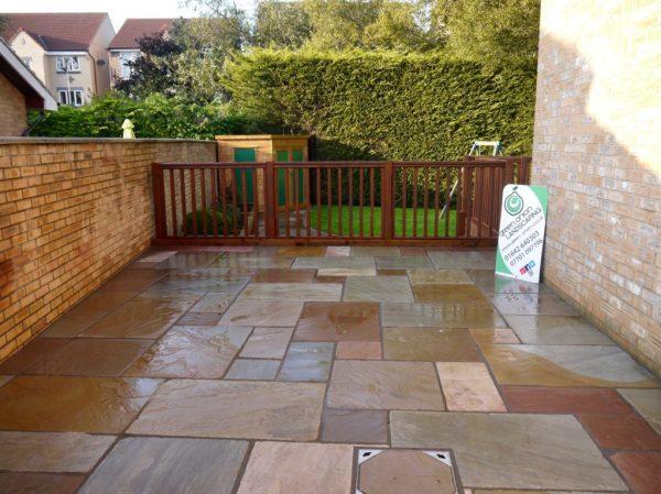landscape garden design stockton