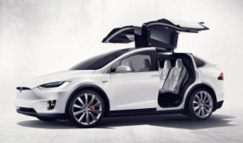 Tesla Model X 1