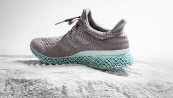 różne kolory szczegółowy wygląd najnowszy Adidas robi buty z morskich śmieci - Green Projects