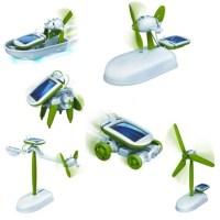 Ekologiczne prezenty - Eco Toy Chameleon 6 w 1