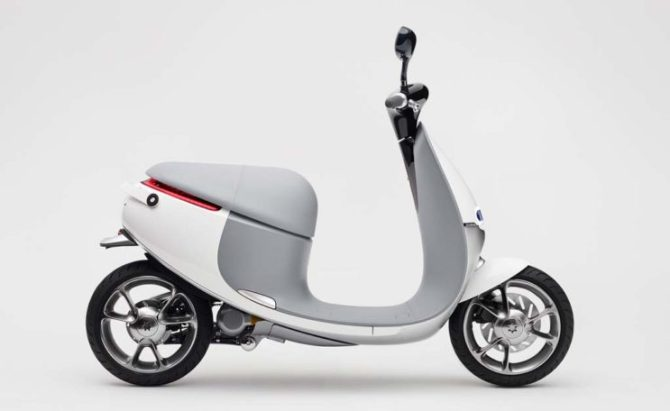 Elektryczne skutery Gogoro Smartscooter