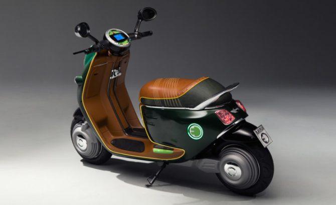 Elektryczny skuter Mini BMW