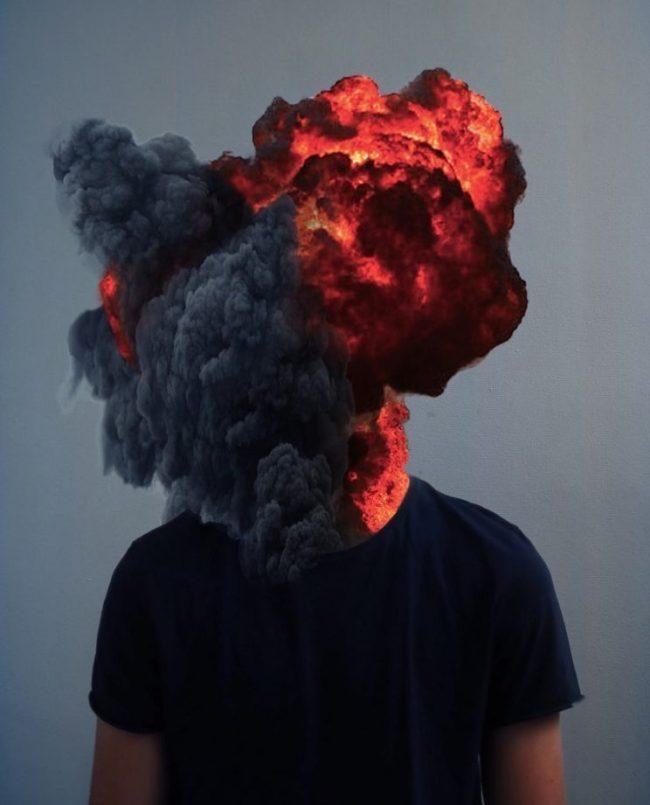 zanieczyszczenie powietrza odkłada się w mózgu