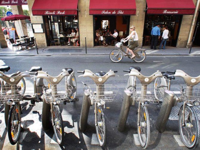 rowerowy ranking paryż copenhagenize 2017