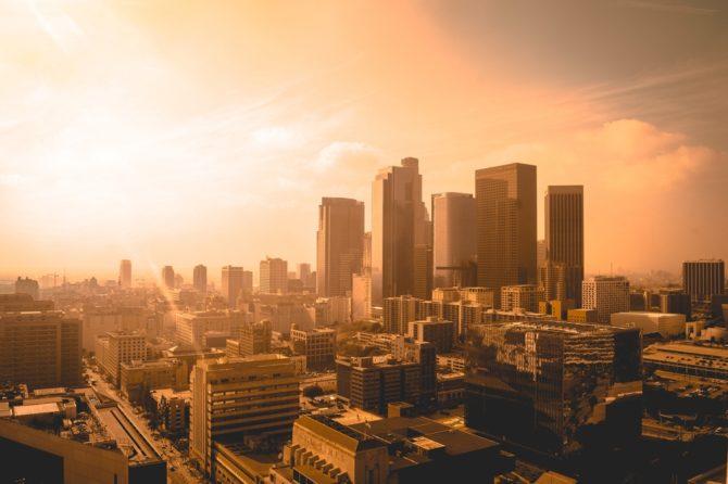 ekologiczne miasta los angeles