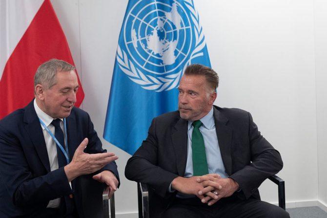 szczyt klimatyczny COP24 schwarzenegger tchorzewski