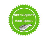 Your Custom Made Grow Tent from Green-Qube & Roof-Qube