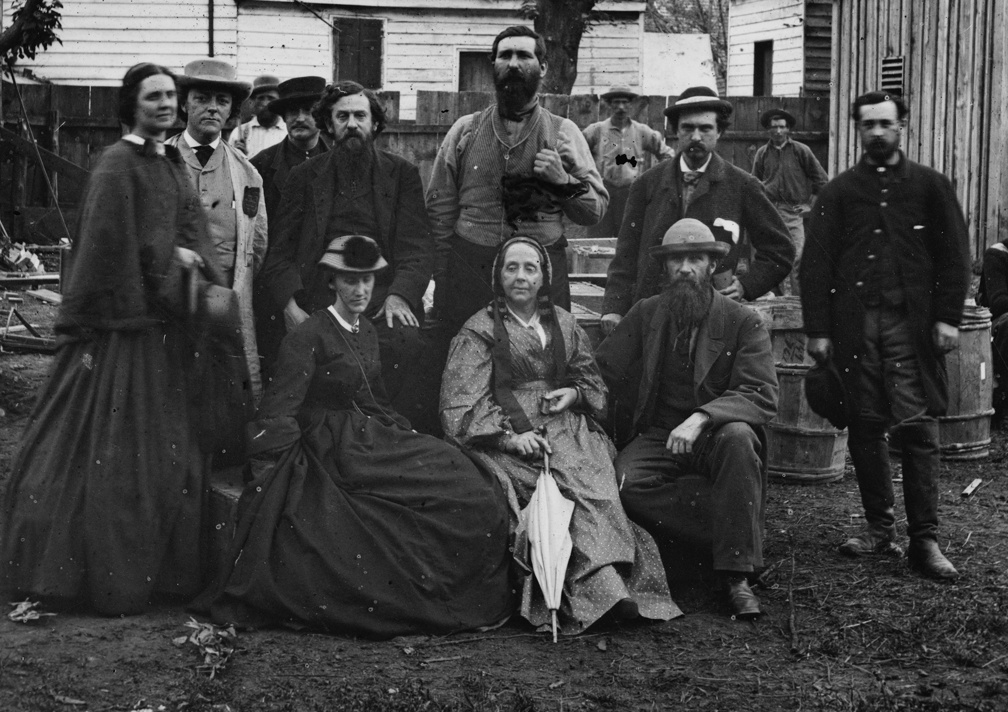 Nurses Civil War Union