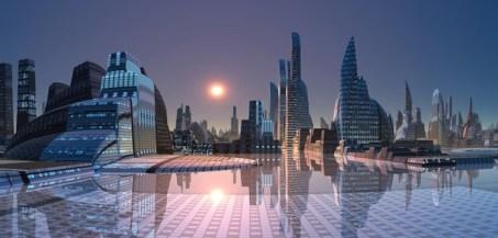 Neom, la prima start city