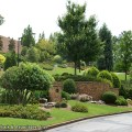 Commercial landscape portfolio green acres landscaping inc