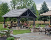 Alpine Pavilion - Green Acres Outdoor Living