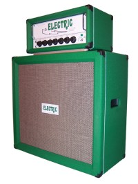 GREEN Guitar & Bass Speaker Cabinets