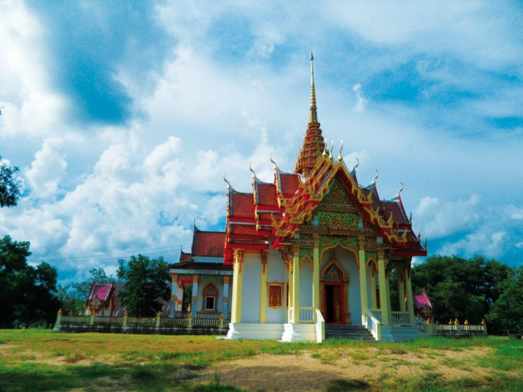 Takuapa Temple with Green Andaman Travel
