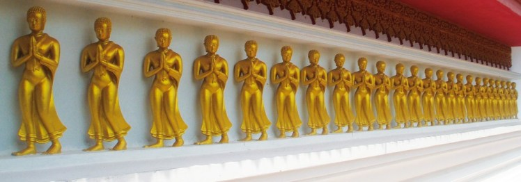 See Buddhist art in the Three Temple Tour around Phang Nga