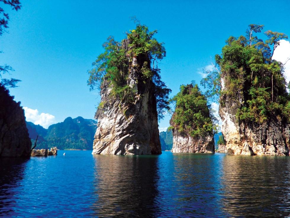 Our popular Khao Sok tour, Explore Khao Sok Lake