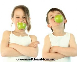 kids-and-apples