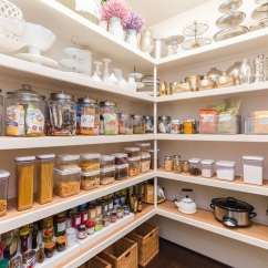 Kitchen Pantry Organizer Trolley Cart 10 Clever Ways To Keep An Organized