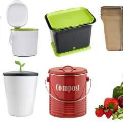 Compost Bin For Kitchen Denver Cabinets How To Make Your Own Indoor And Why You Should