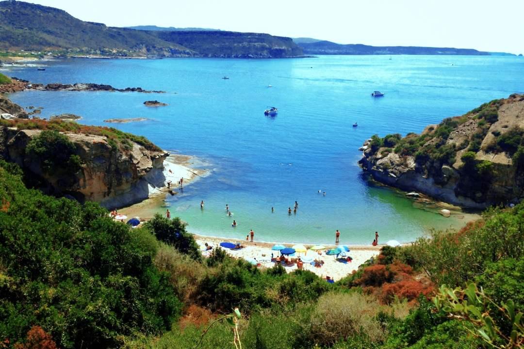 the best beaches in sardinia cumpultittu