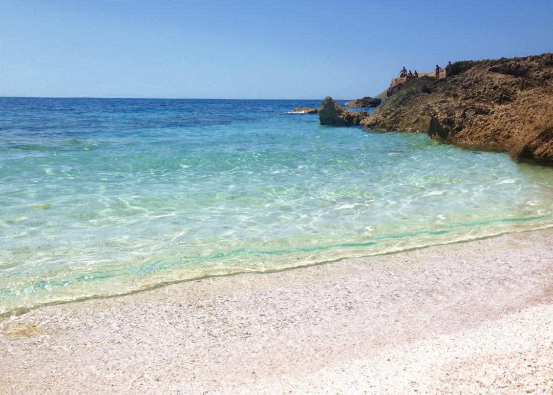 best beaches in sardinia is arutas