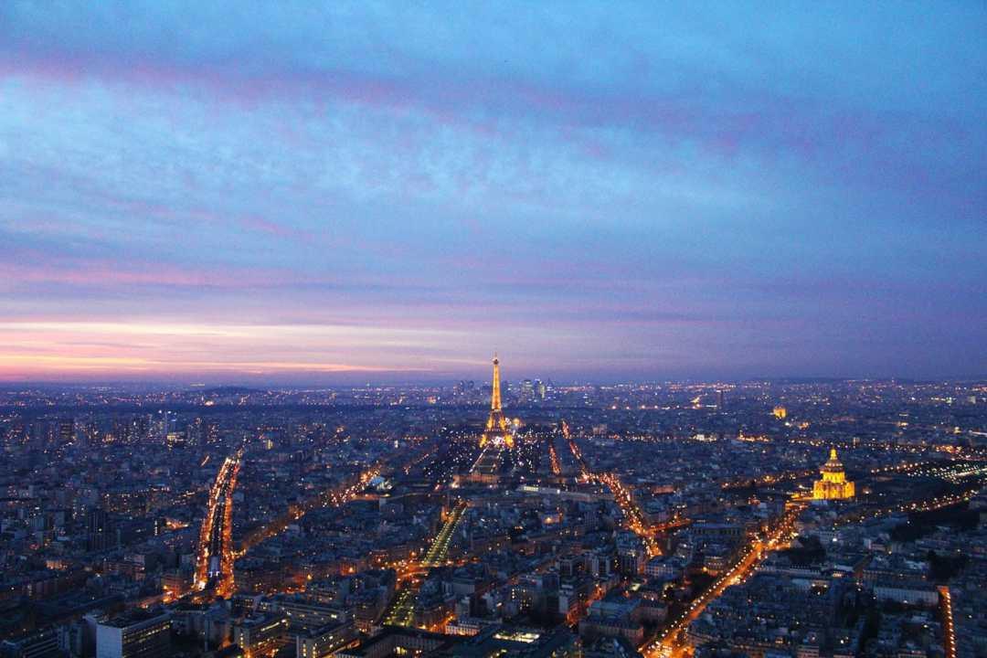 paris in 5 days