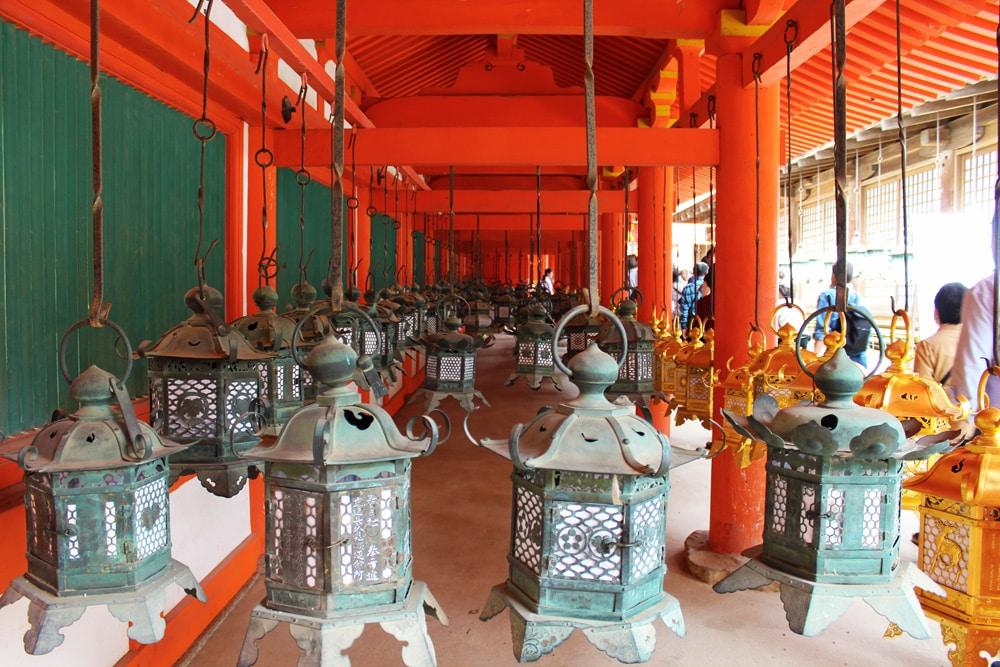 day trip to Nara Japan Kasuga-Taisha
