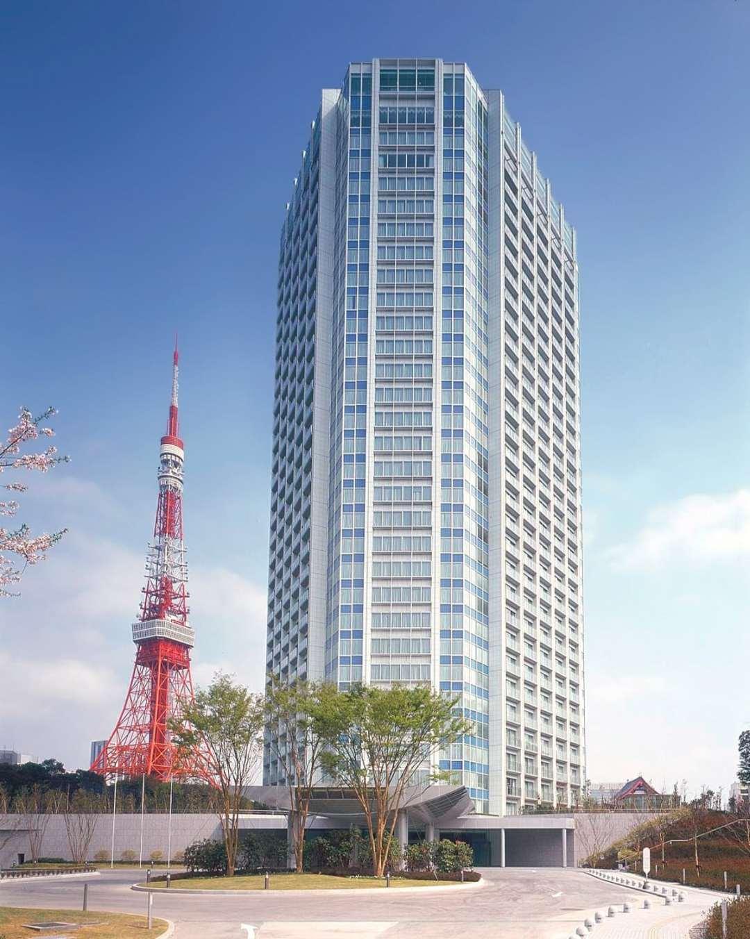 tokyo tower prince park