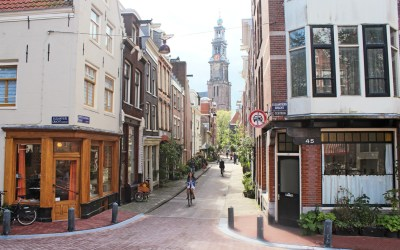 CYCLING IN AMSTERDAM: A SURVIVAL GUIDE