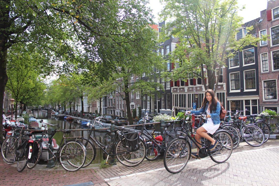 Cycling-Amsterdam
