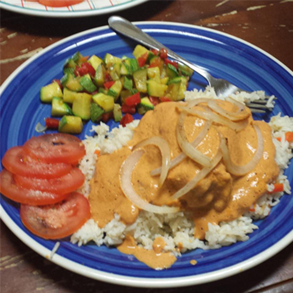 Creamy Chipotle Chicken Meal