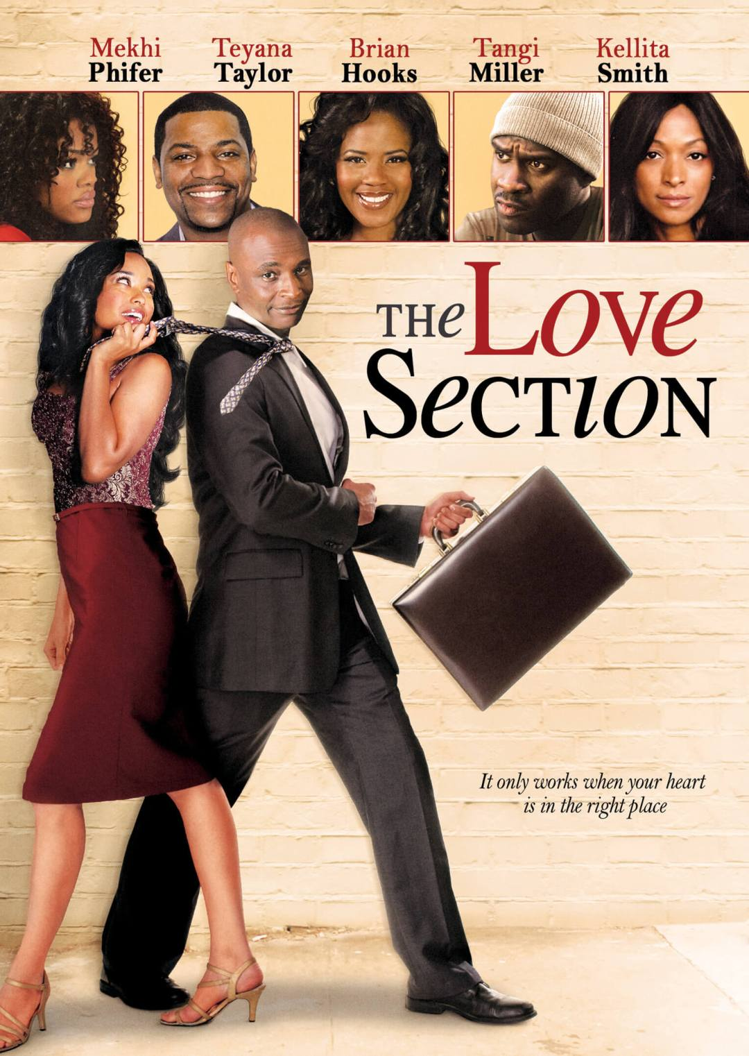 The Love Section THE LOVE SECTION