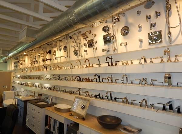 Southampton Showroom Green Art Plumbing Supply