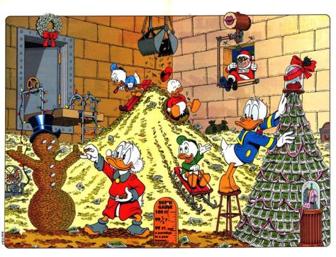 money lessons i learned from scrooge mcduck greenbacks magnet