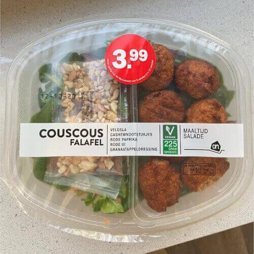 AH couscous falafel