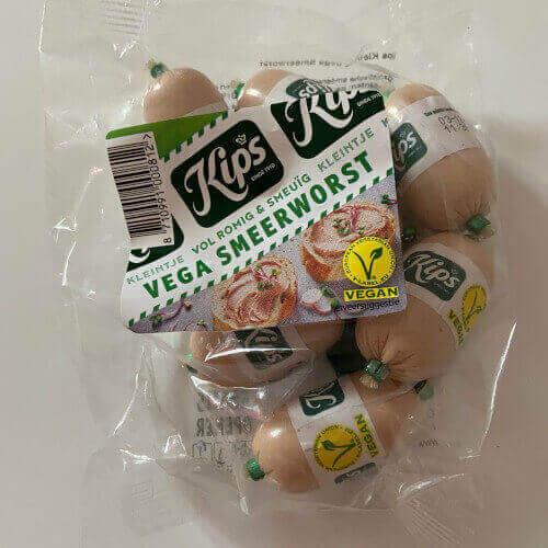 Kips vega smeerworst