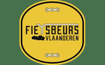 fietsbeurs vlaanderen logo, webdesign