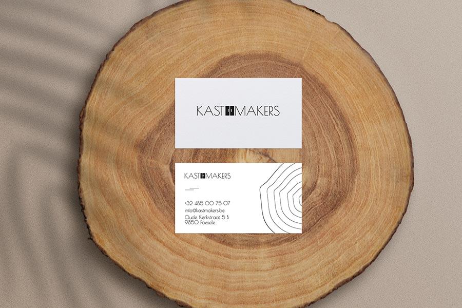 visitekaartjes Kastmakers
