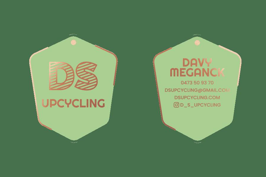 visitekaartjes op maat ds upcycling