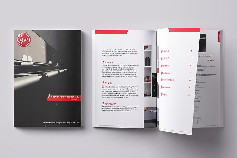 catalogus Hoover ontwerp