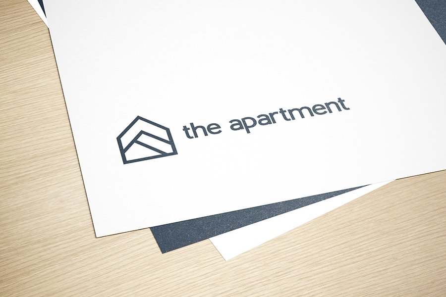 drukwerk huisstijl the apartment