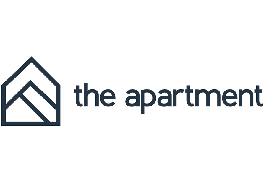 logo-ontwerp the apartment