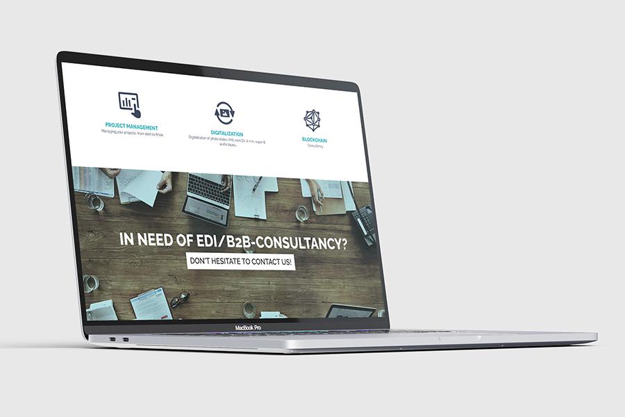 Mathalex Consultancy webdesign