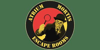 logo Atrium Mortis Escape Rooms